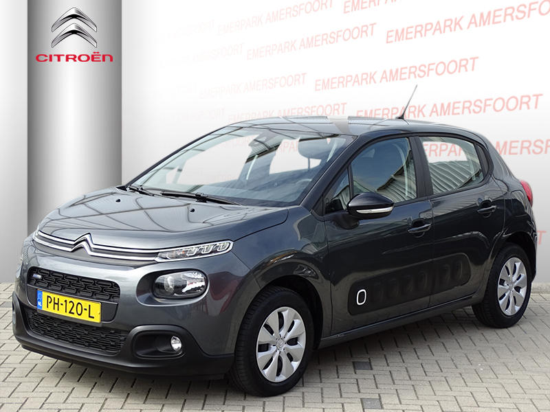 Citroën C3 Feel 1.2 pt 82pk navigatie