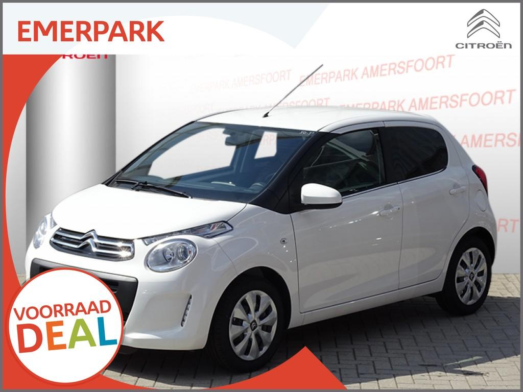 Citroën C1 1.0 vti feel private lease voor 215,-
