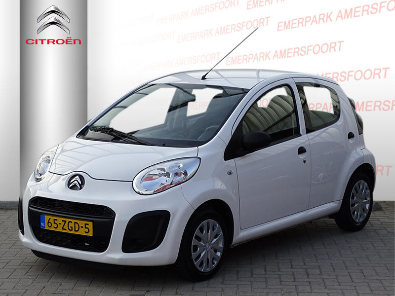 Citroën C1 1.0 attraction airconditioning