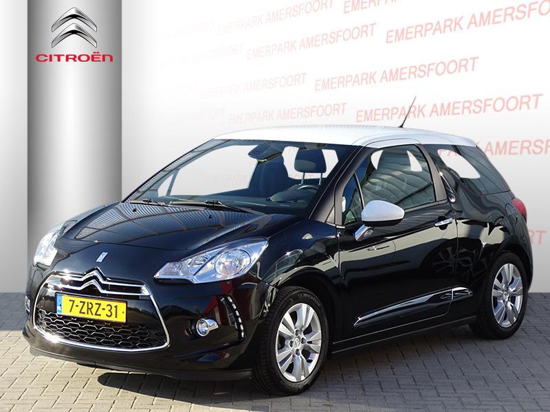 Citroën Ds3 So chic 1.2 82pk climatronic
