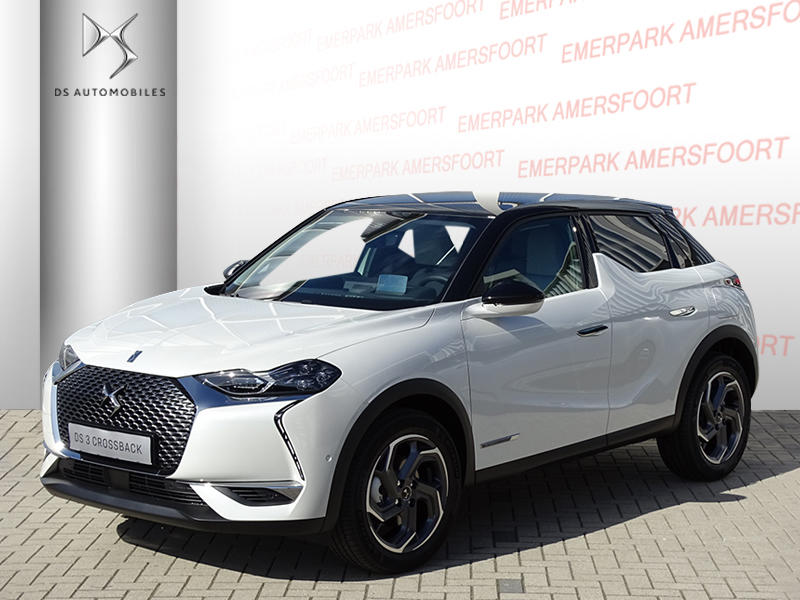 Ds Ds 3 Crossback 1.2 puretech automatic grand chic ds connect nav dab+