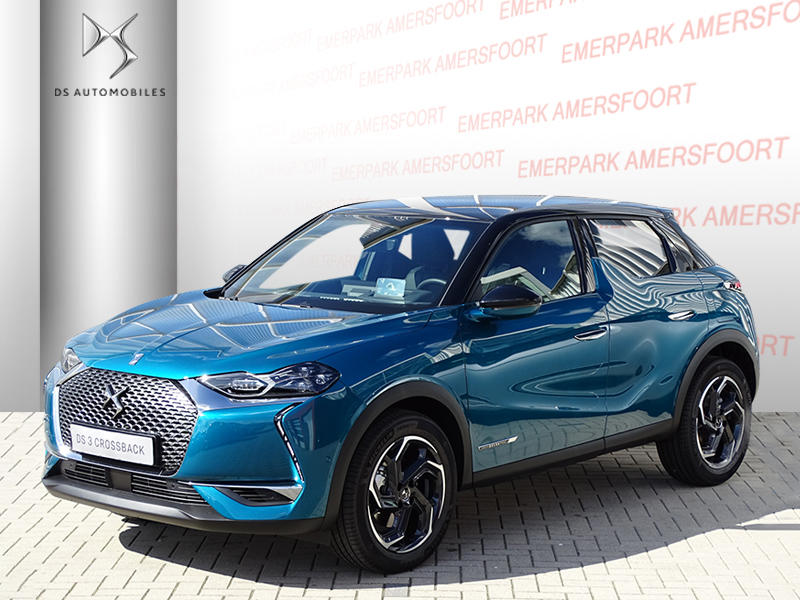 "Ds Ds 3 Crossback 1.2 puretech automatic grand chic direct uit voorraad leverbaar 18"" shanghai"
