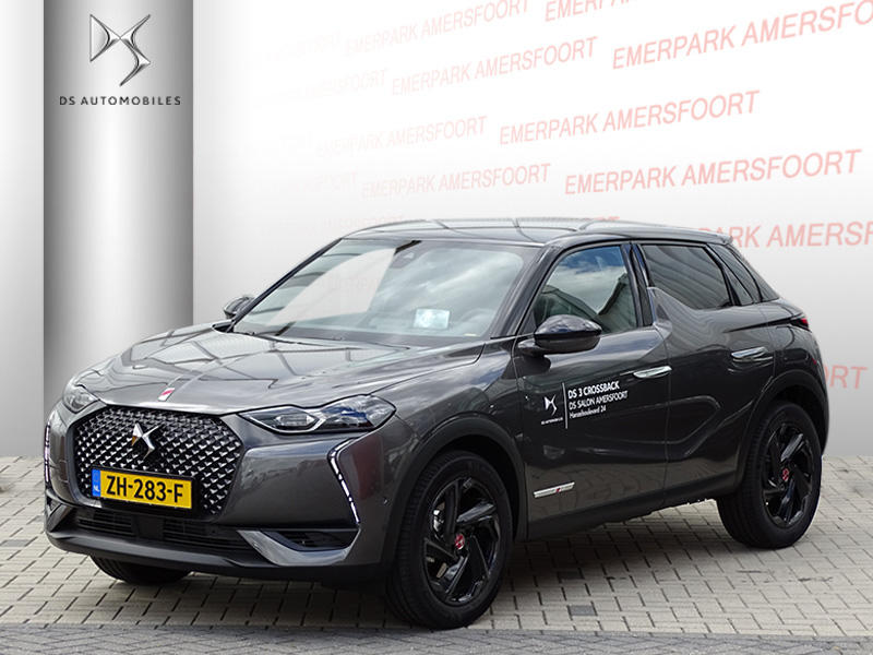 Ds Ds 3 Crossback 1.2 100 performance line private lease v.a. € 475,00 p.m. ds nav dab+