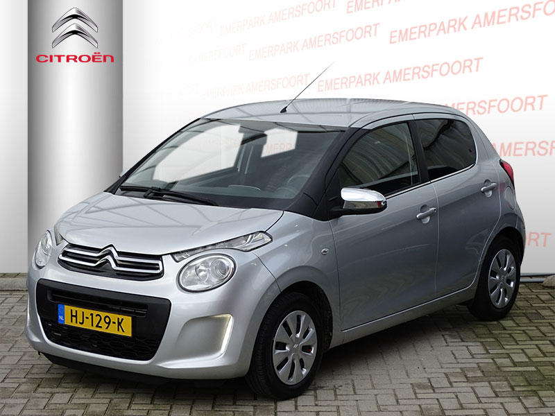 Citroën C1 Style edition 1.0 vti 68pk airconditioning
