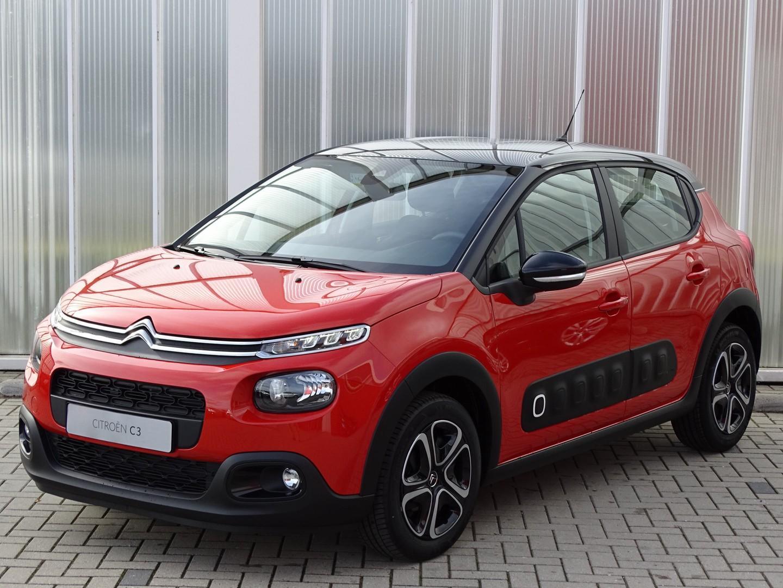 Citroën C3 1.2 puretech s&s feel edition