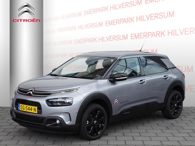 Citroën C4 cactus Shine 110pk puretech navigatie/panoramadak/lmv