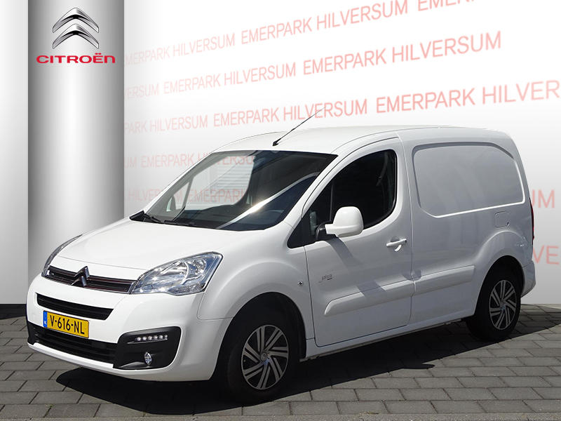 Citroën Berlingo Gb 1.6 bluehdi 100pk 2pl club airco/zijschuifdeur