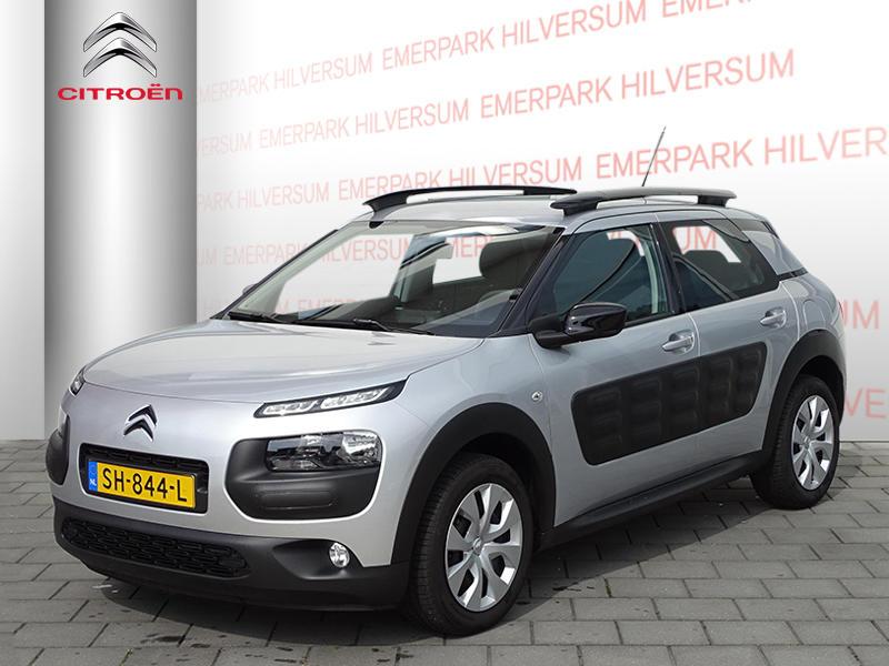 Citroën C4 cactus 1.2 vti 82pk feel navigatie/airco