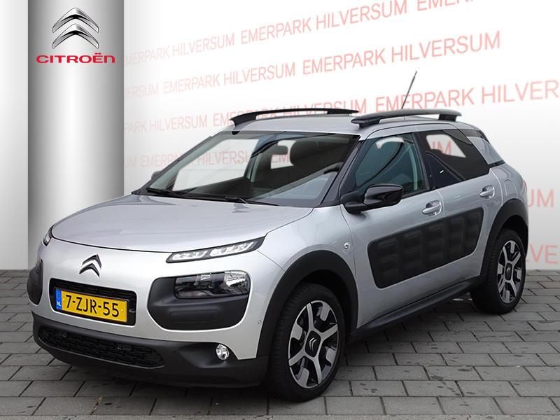 Citroën C4 cactus Shine 1.2 vti automaat navigatie/pdc