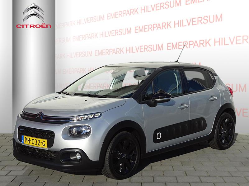 Citroën C3 Shine 110pk navigatie/17 inch lmv/climatronic