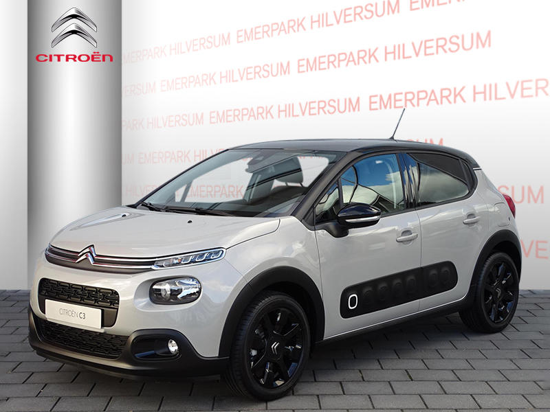 Citroën C3 Shine 1.2 82pk private lease € 328,- pmnd voorraaddeal