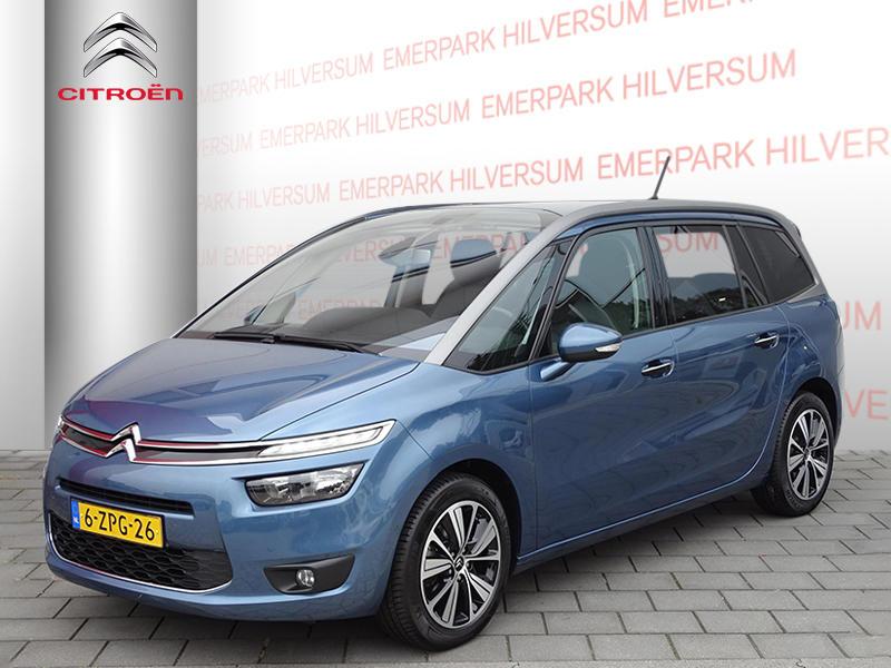 Citroën Grand c4 picasso Thp 155pk navigatie/trekhaak/clima