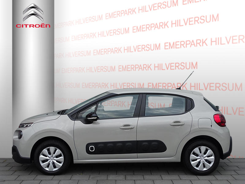 Citroën C3 1.2 pt 82pk feel navi/clima/all season banden