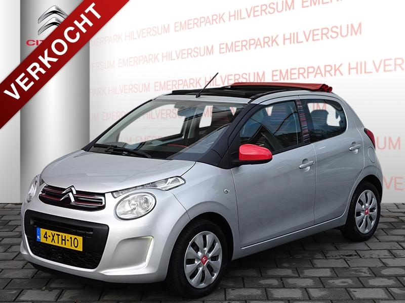 Citroën C1 Airscape feel edition airco / pas 9.990km!!!!!!