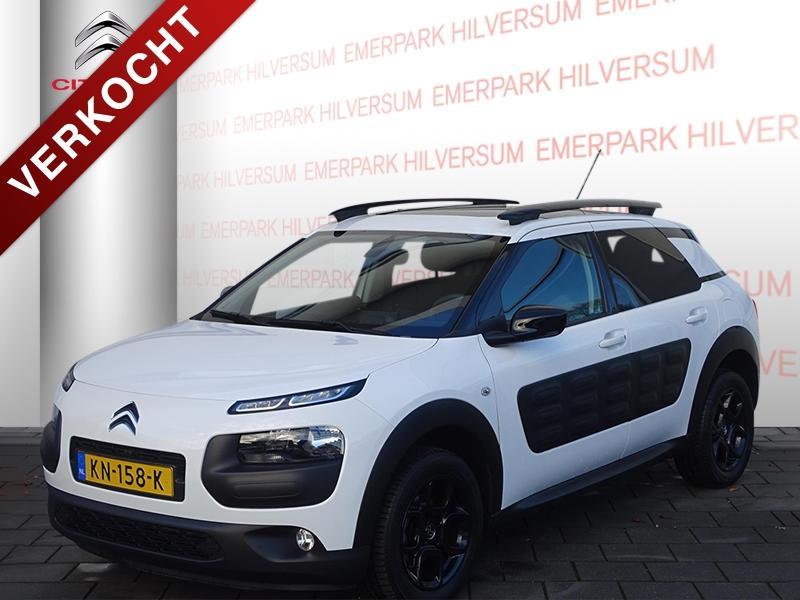 Citroën C4 cactus Shine 1.2 82pk automaat navigatie/panoramadak