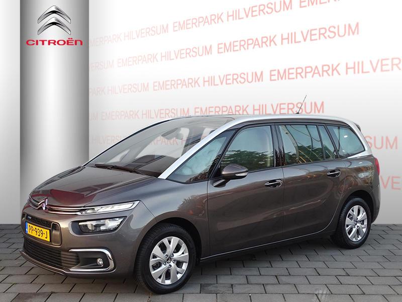 Citroën Grand c4 picasso 130pk navigatie/pdc/climatronic