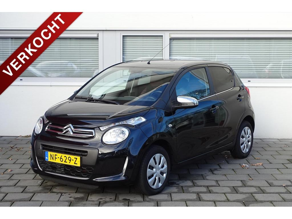 Citroën C1 1.0 68pk 5-drs selection airco/bluetooth