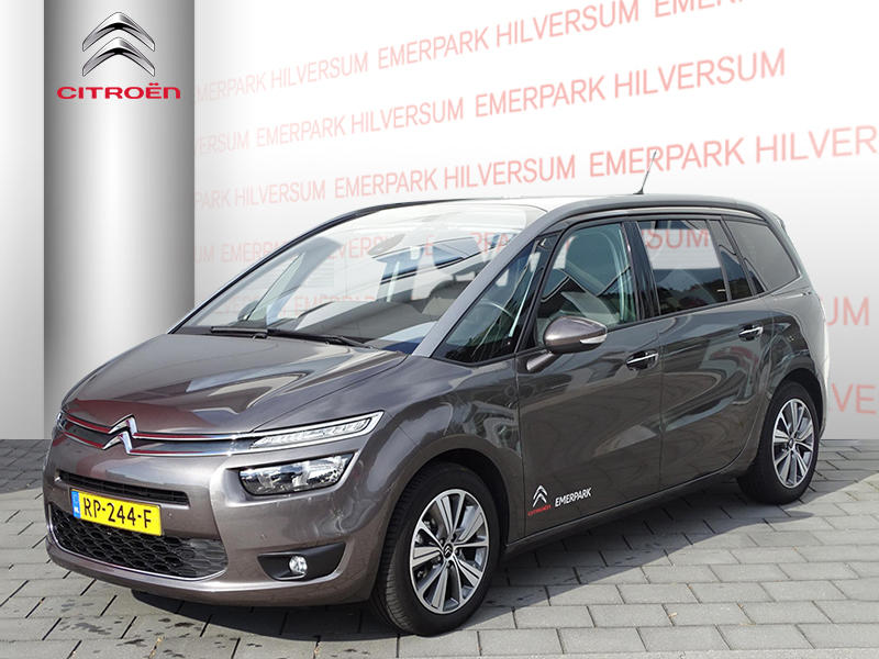 Citroën Grand c4 picasso 1.6 blue hdi 120pk automaat business trekhaak/navigatie