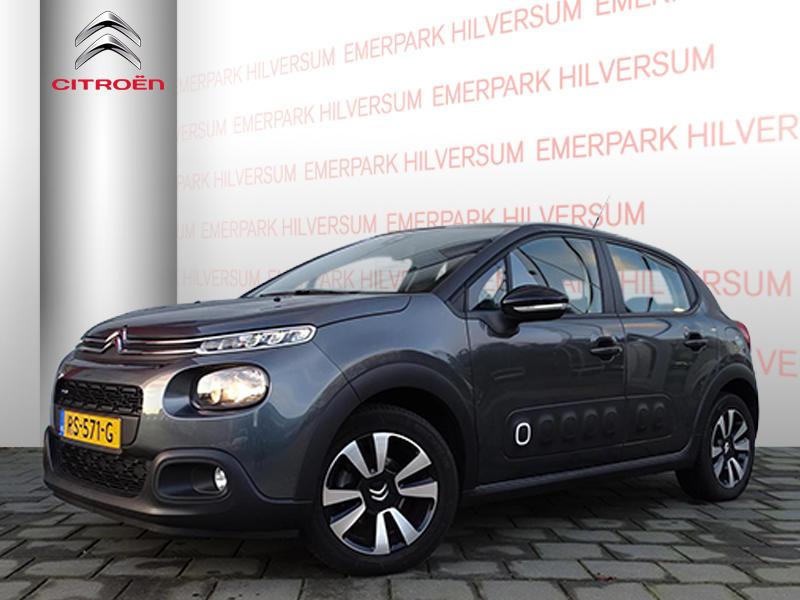 Citroën C3 1.2 pt feel edition navigatie/lichtmetalen velgen