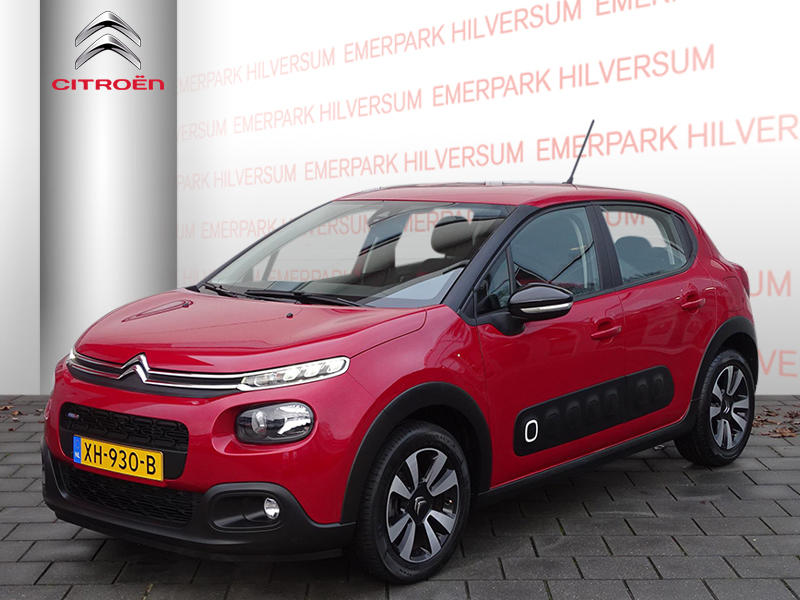 Citroën C3 Shine 1.2 82pk navigatie/lichtmetalen velgen