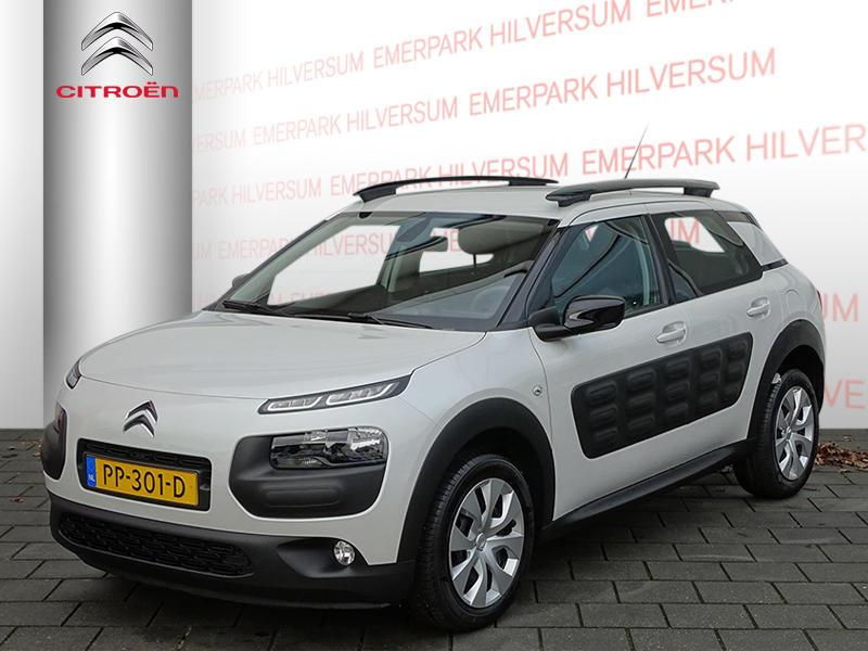 Citroën C4 cactus Vti 82pk busines navigatie/clima/parkeersenoren