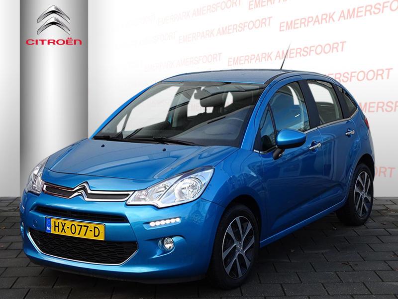 Citroën C3 1.2 puretech 82pk feel edition airco/cruise controle