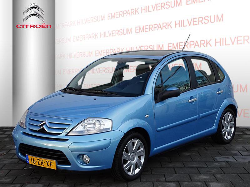 Citroën C3 1.6 16v exclusive automaat clima/leer/pano.dak