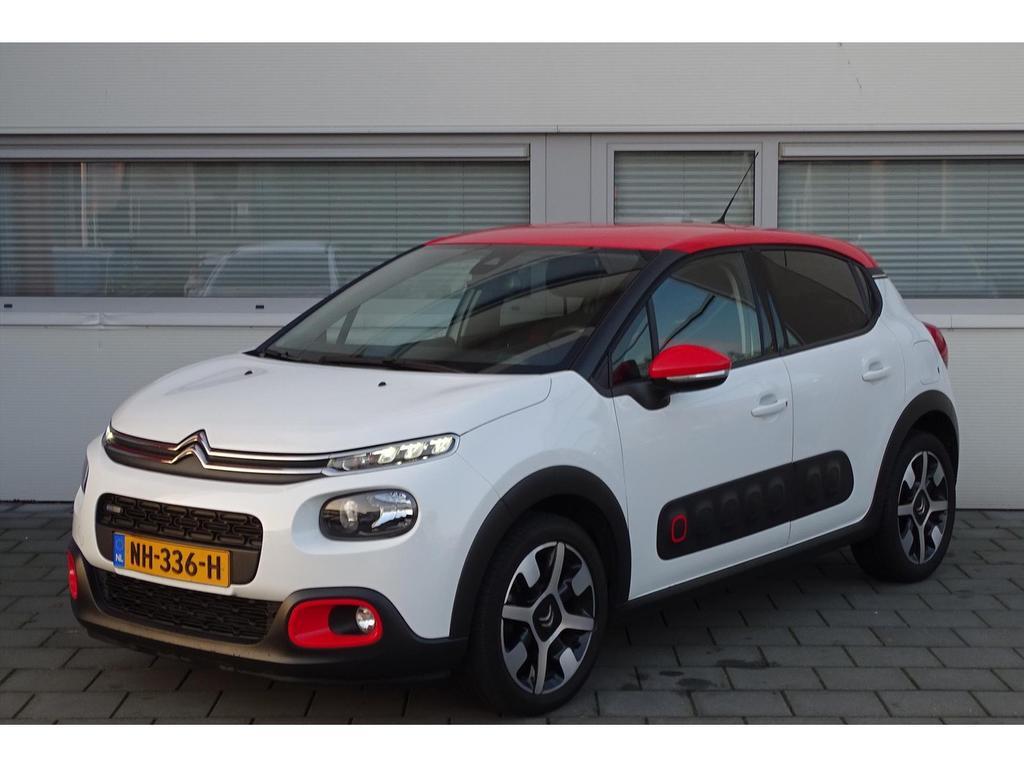 Citroën C3 Shine 1.2 110pk clima/nav/lmv/pack smile