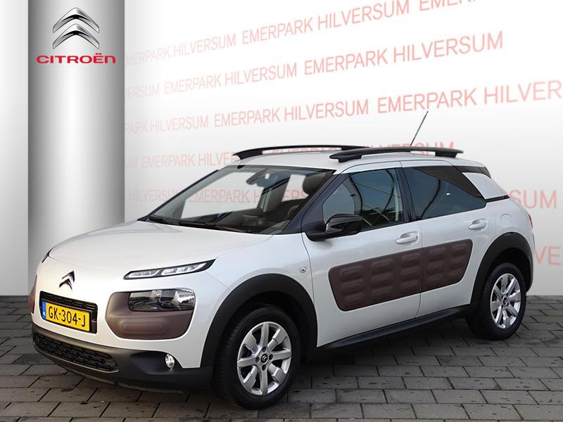 Citroën C4 cactus Shine automaat 82pk clima/navigatie/park.sensoren