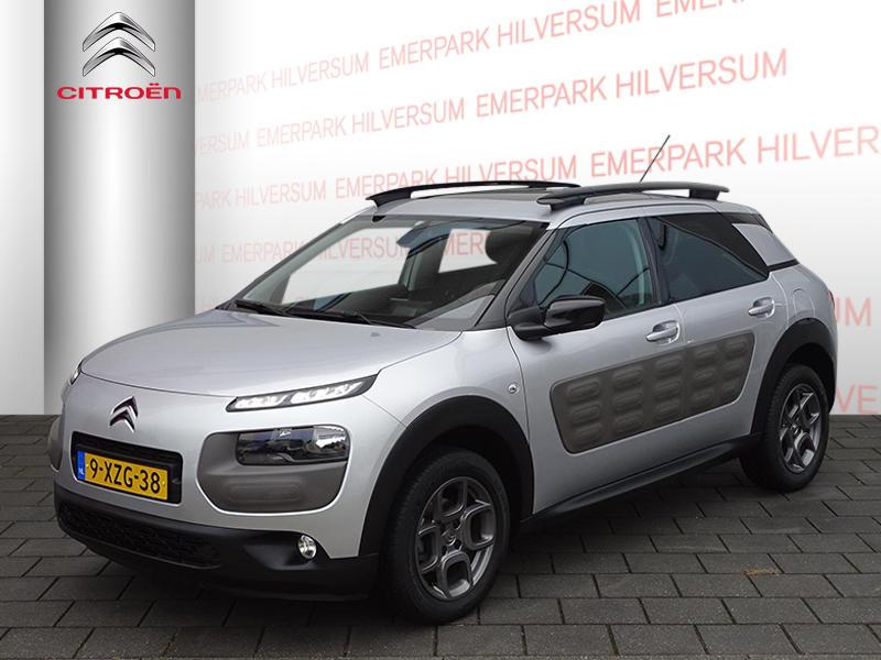 Citroën C4 cactus Shine 1.2 vti navigatie/panoramadak/clima