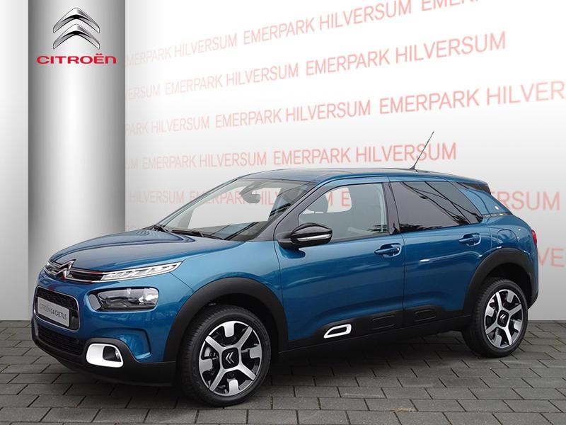 Citroën C4 cactus Shine 130 s&s nu € 491,- pmnd leverbaar binnen 5 dagen!!!