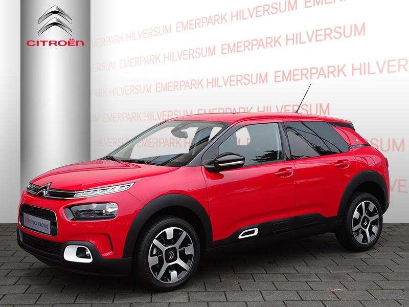 Citroën C4 cactus Nu € 479,- pmnd leverbaar binnen 5 dagen!