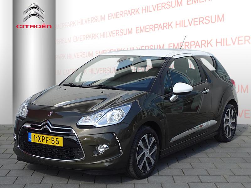 Citroën Ds3 1.2 vti so chic navigatie/climatronic