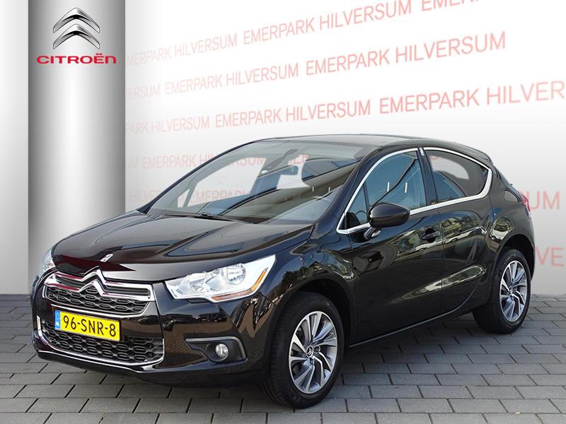 Citroën Ds4 Chic 1.6 vti 120pk clima/dealer onderhouden