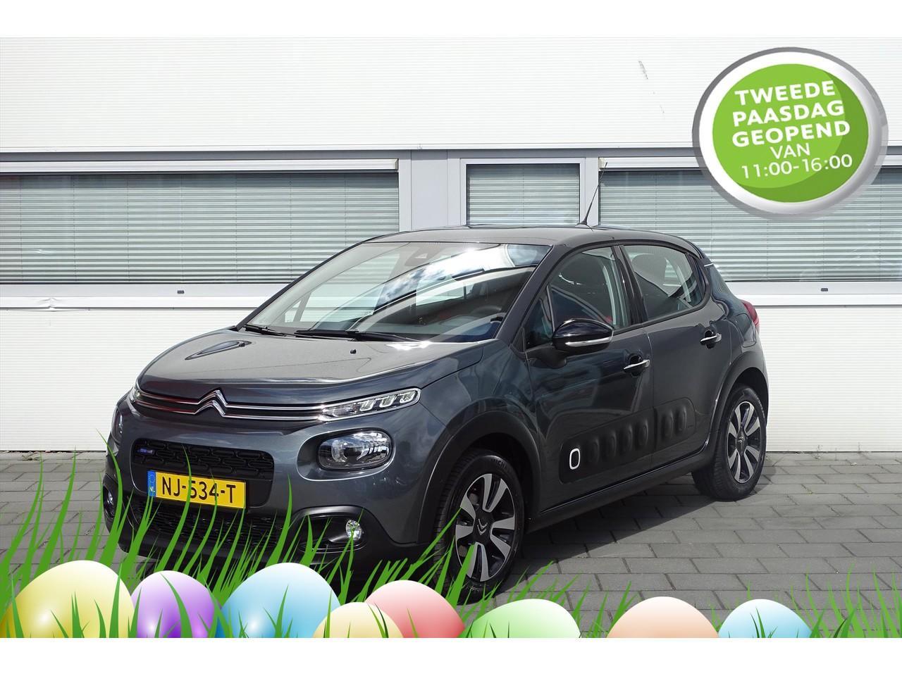 Citroën C3 Shine 1.2 pt 110pk clima/apple carplay/keyless entry