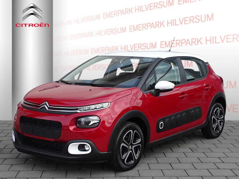 Citroën C3 Feel edition 1.2 pt 82pk navigatie