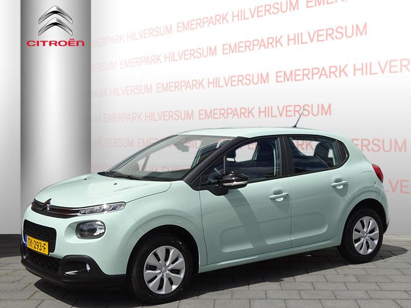 Citroën C3 Feel 1.2 pt 82pk airco