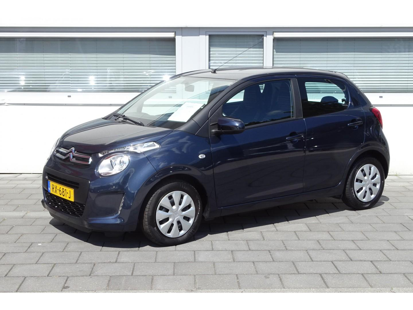 Citroën C1 1.0 e-vti feel airco/bluetooth/usb