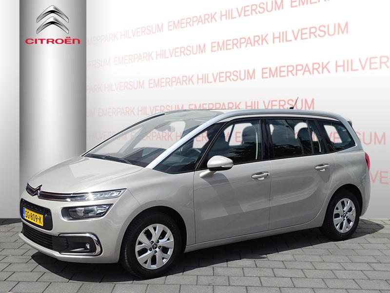 Citroën Grand c4 picasso Business 1.2 pt 130pk navigatie