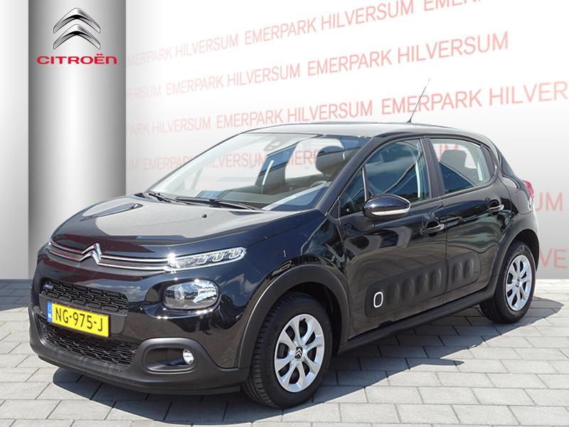 Citroën C3 Feel 1.2 pt 110pk navigatie