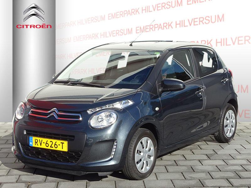 Citroën C1 5-deurs feel 1.0 vti 68pk airco/bluetooth/usb