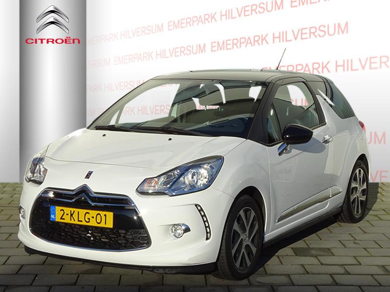 Citroën Ds3 So chic 1.2 vti 82pk afneembare trekhaak