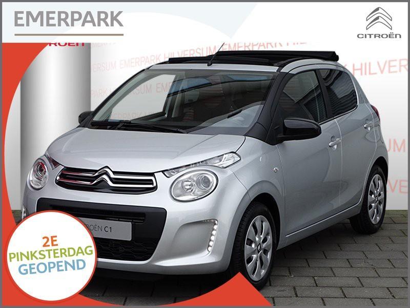 Citroën C1 Airscape feel 72pk private lease deal!