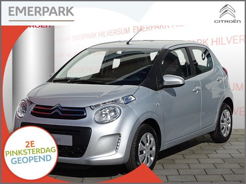 Citroën C1 5-deurs feel 72pk private lease deal!