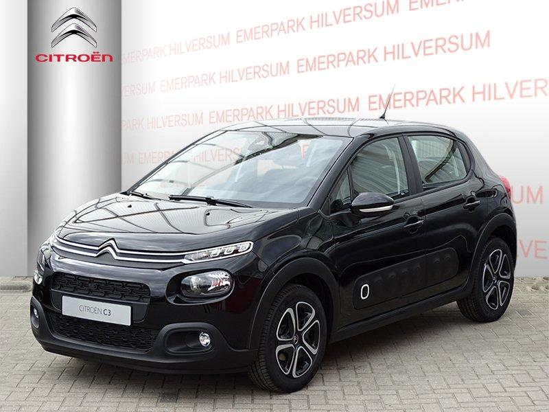 Citroën C3 Feel edition 82pk private lease