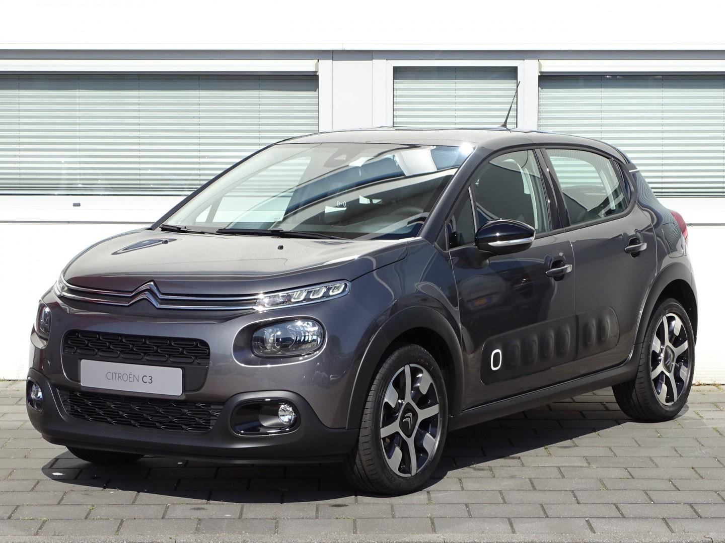 Citroën C3 Business 82pk private lease