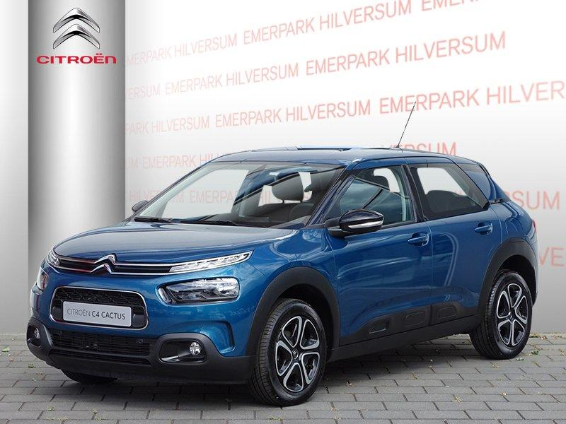 Citroën C4 cactus Business 110pk private lease