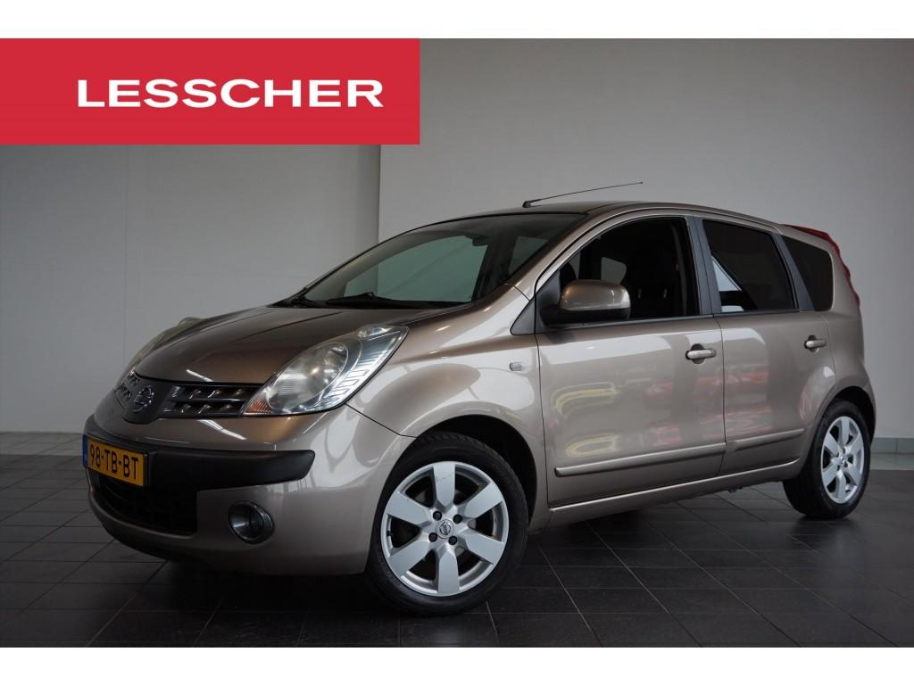 Nissan Note 1.4 16v 5d first note