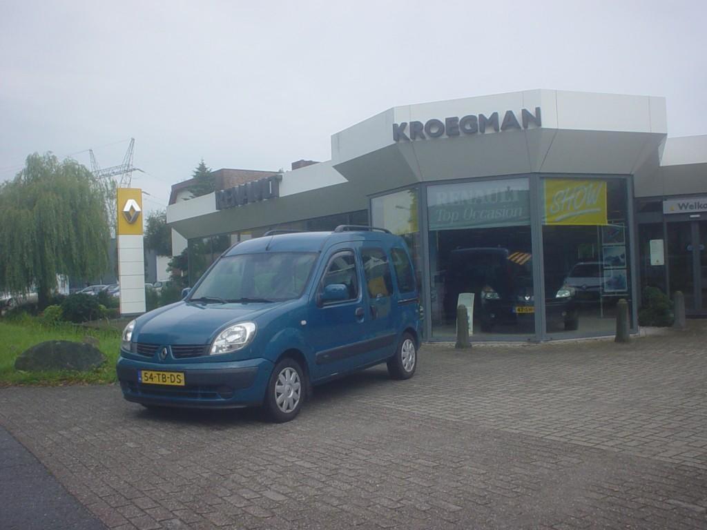 Renault Kangoo 1.6 16v expr 2005 expression