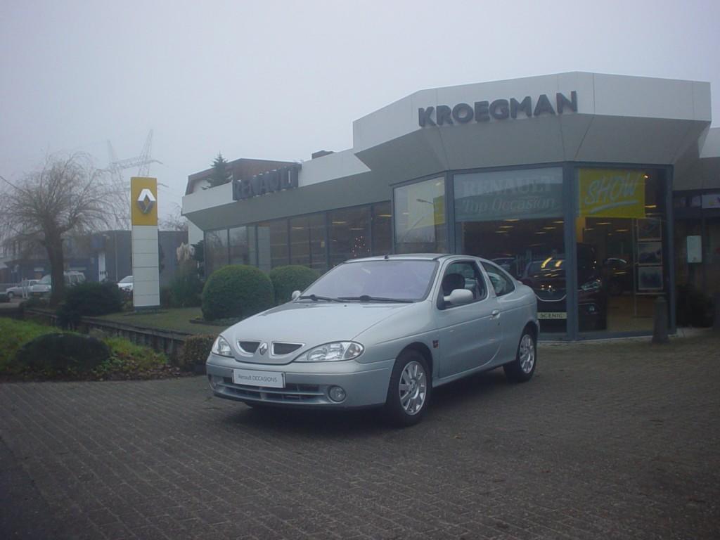 Renault Mégane 1.6 16v expr coupe 2005 dynamique